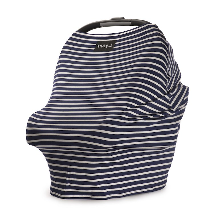Milk Snob Marine Stripe Multi-Purpose Cover