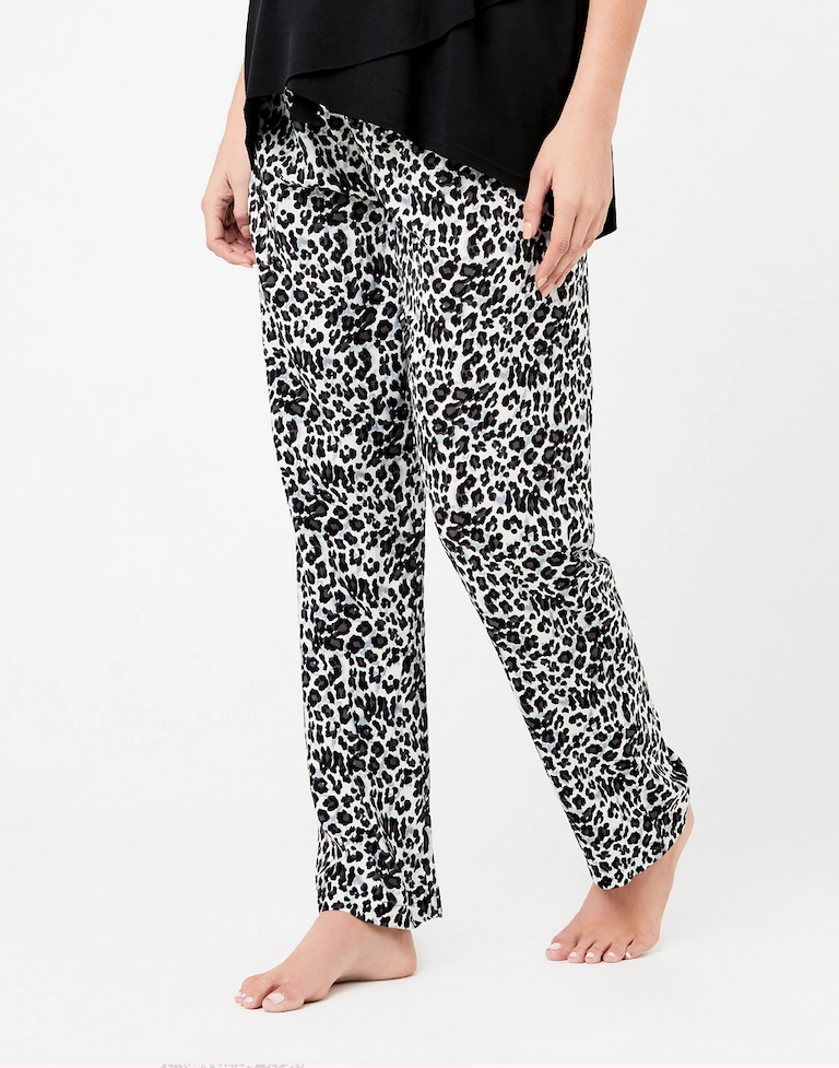 Ripe Leopard Sleep Pants