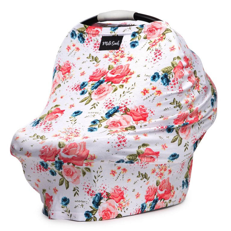 Milk Snob French Floral Multi-Purpose Cover
