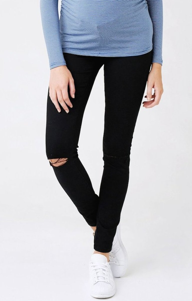 Ripe Isla Distressed Jegging