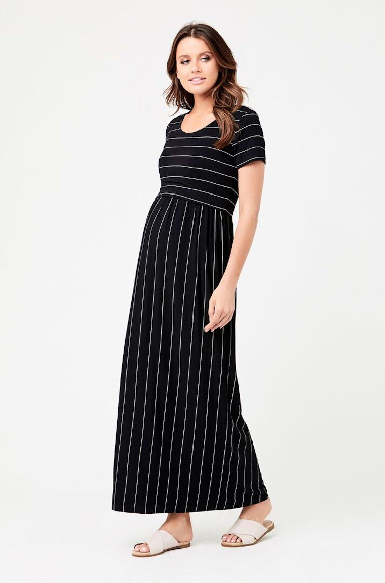 Ripe Maxi Crop Top Nursing Dress